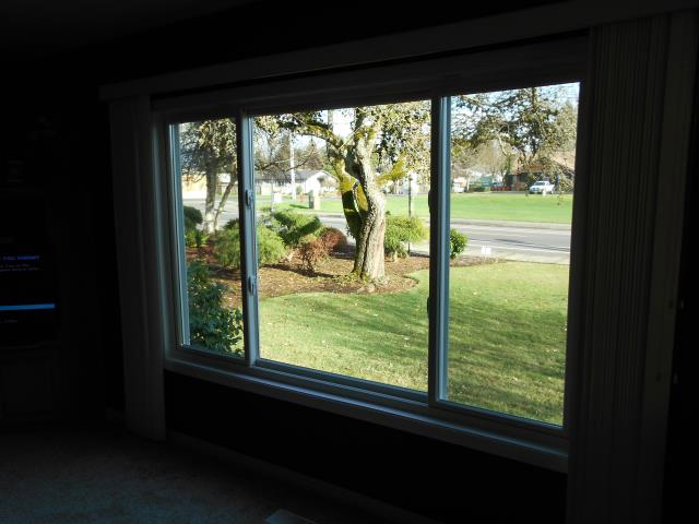Sublimity, OR - We installed 3 replacement windows for this home!
