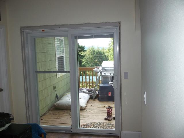 Cheshire, OR - We installed 1 patio door for this home!