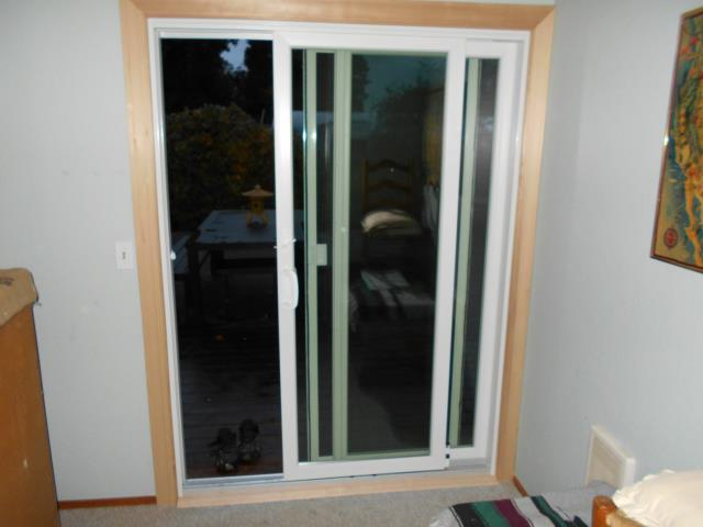 Creswell, OR - We installed 2 patio doors for this home!