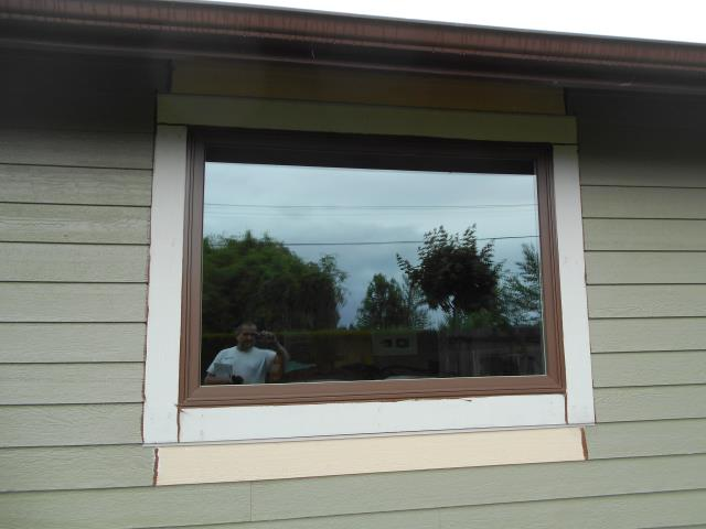 Springfield, OR - We replaced 1 window for this home!