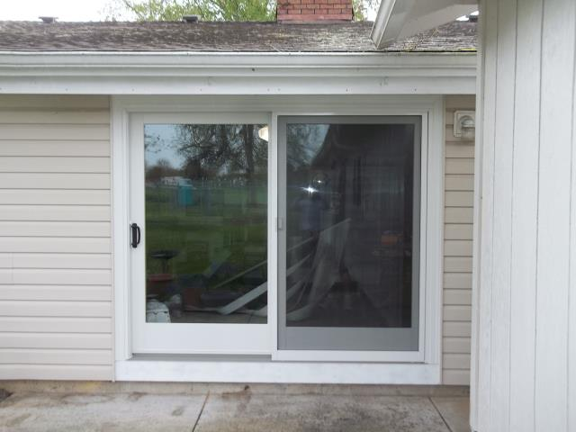 Albany, OR - We installed 1 patio door for this home!