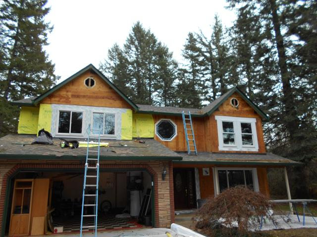 Battle Ground, WA - We installed 6 windows for this sweet home!
