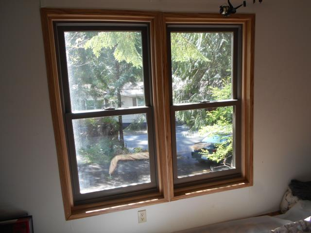 Boring, OR - We replaced 10 windows for this great home!