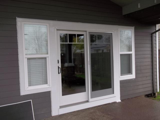 Molalla, OR - We installed 1 french patio door for this great home!