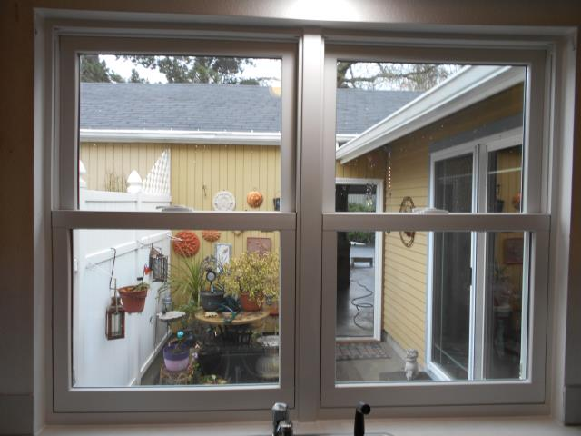 Keizer, OR - We installed 8 replacement windows for this beautiful home in Keizer!