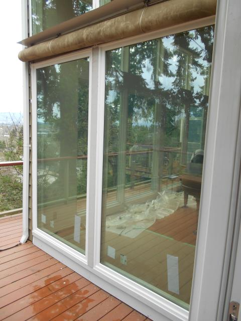Salem, OR - We installed 4 replacement windows and 1 patio door for this gorgeous Salem home!