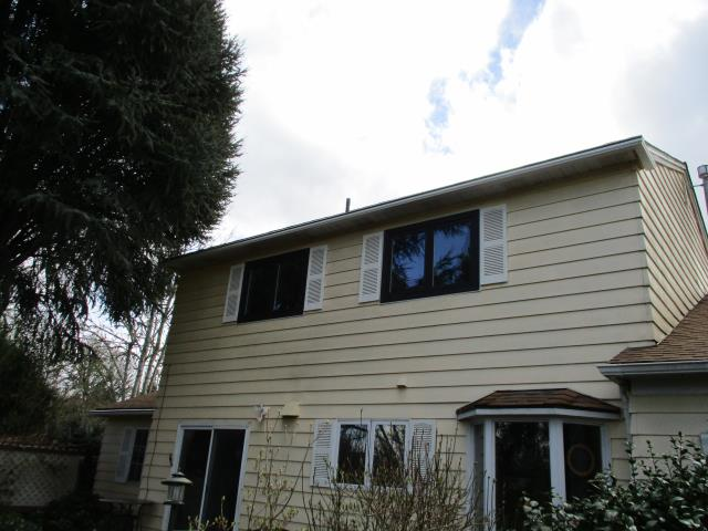 Corvallis, OR - We installed 7 replacement windows for this amazing home in Corvallis.