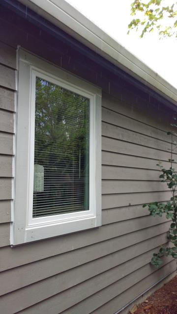 Beaverton, OR - We installed 5 replacement windows in this home in Beaverton!