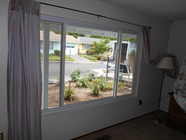 We installed 7 replacement windows as well as 1 sliding glass patio door for this home!