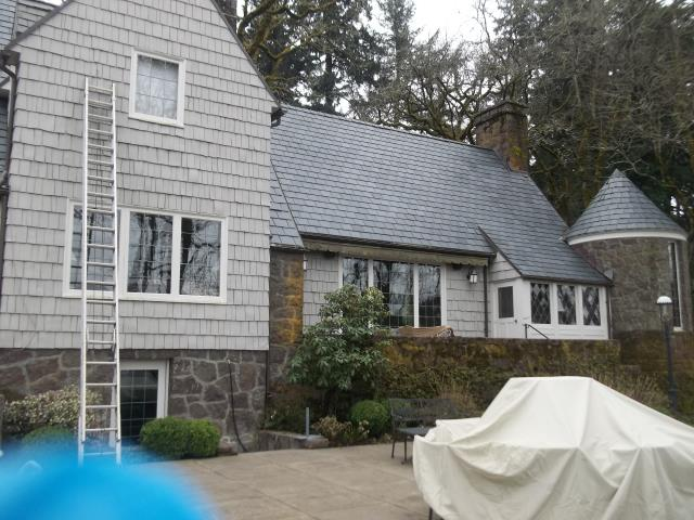 Lake Oswego, OR - We have loved coming back to this home and slowing installing all replacement windows for this full home replacement remodel project. Thank you for trusting us to make your home more beautiful with Andersen Replacement Windows!