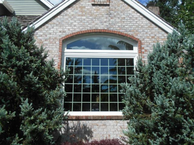We installed 9 replacement windows in this beautiful home!