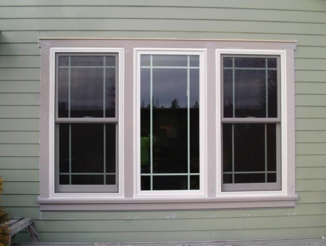 Eugene, OR - We installed 5 replacement Andersen windows for this lovely home in Eugene!