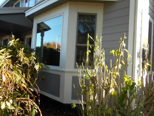 We installed 19 replacement Andersen windows for this amazing home in Salem!
