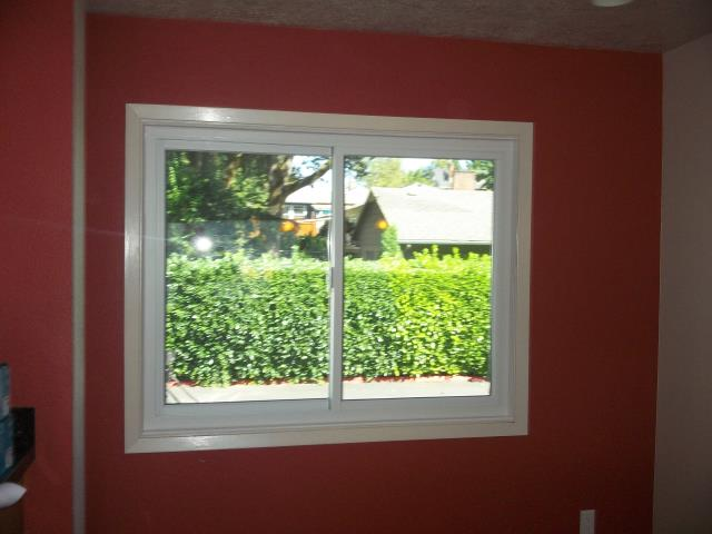 Portland, OR - Here is a window replacement project we did for a home owner's condo in Portland!