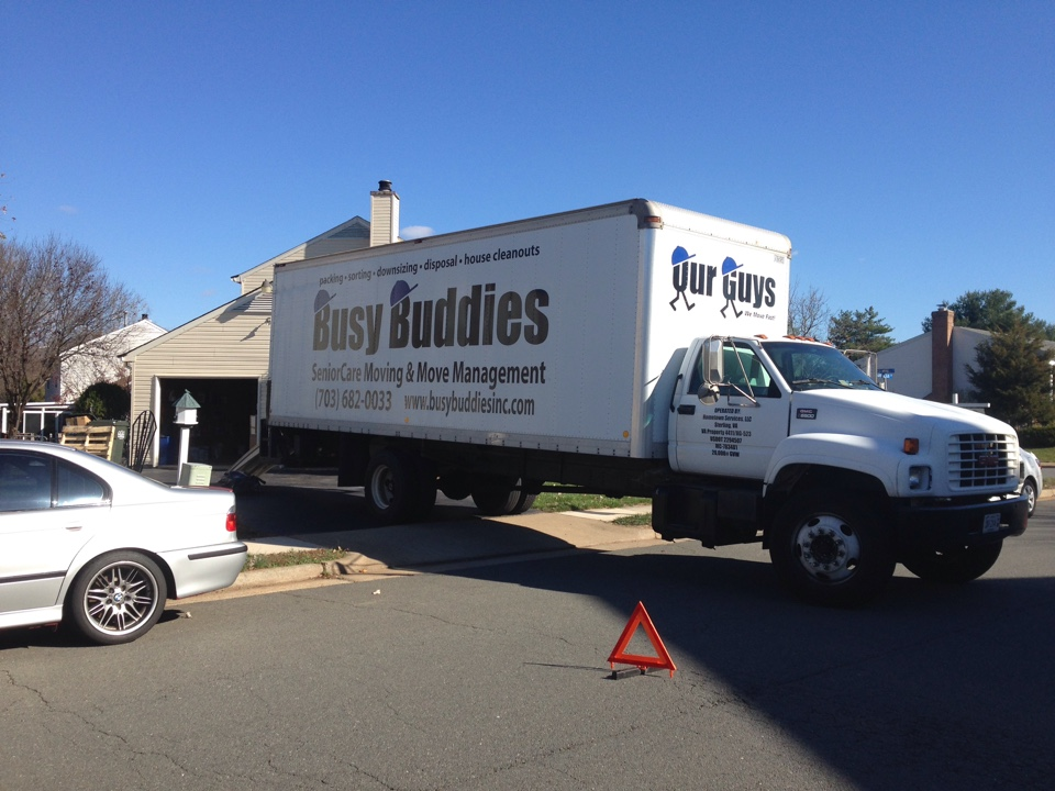 Sterling, VA - Our Guys providing a local move in Sterling, vA. Our Guys are local movers in Sterling.
