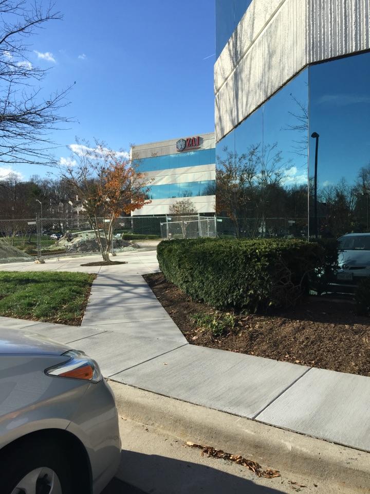 Fairfax, VA - Doing a commercial moving estimate in Fairfax, VA