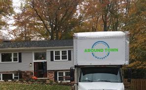 Burke, VA - Local house move today.