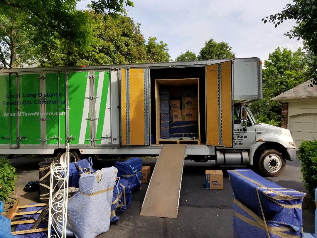 Sterling, VA - Vault loading