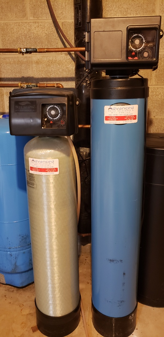 Howell, MI - Customer was told they had a reverse osmosis unit when they bought their home. Turns out, they were sold a carbon tank and not a reverse osmosis unit.