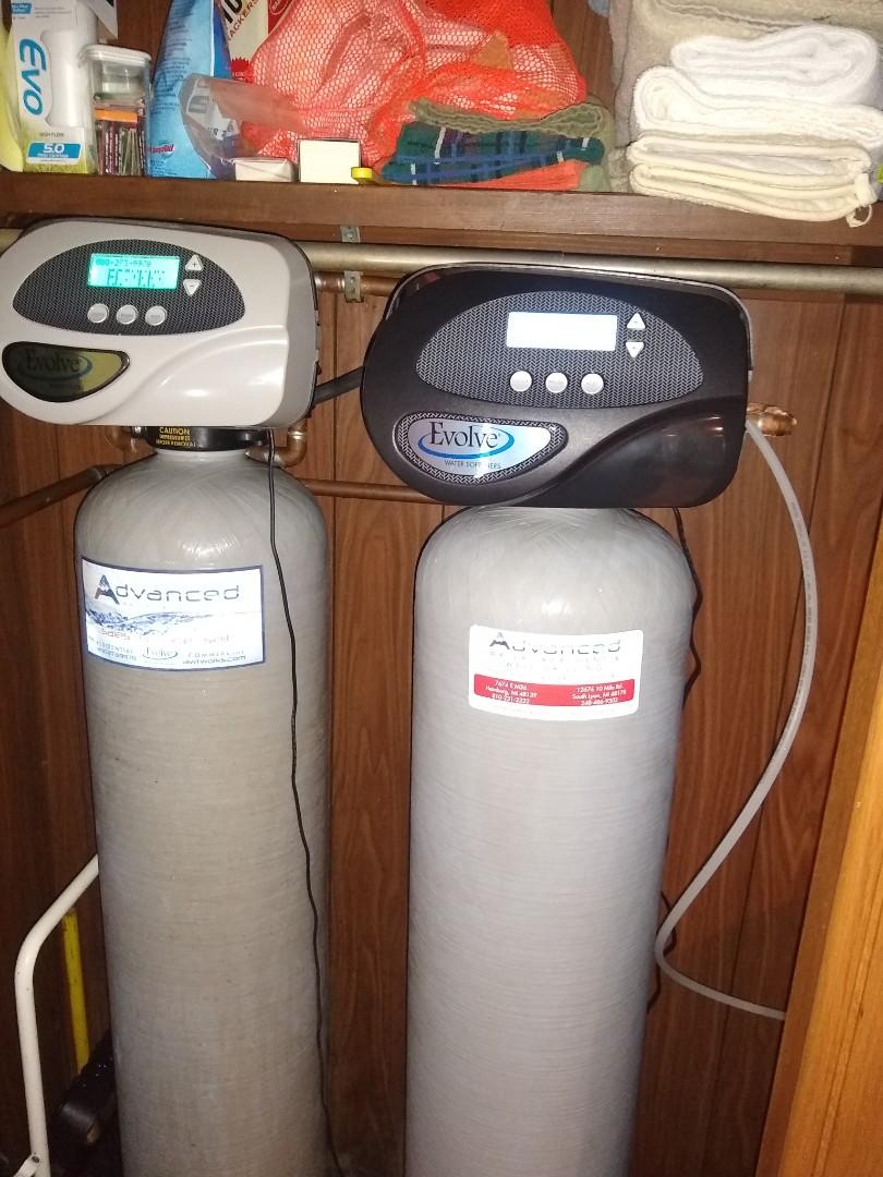 Pinckney, MI - Install a new softener