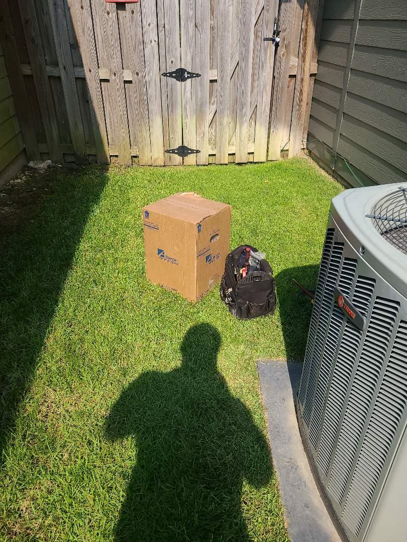 Compressor replacement