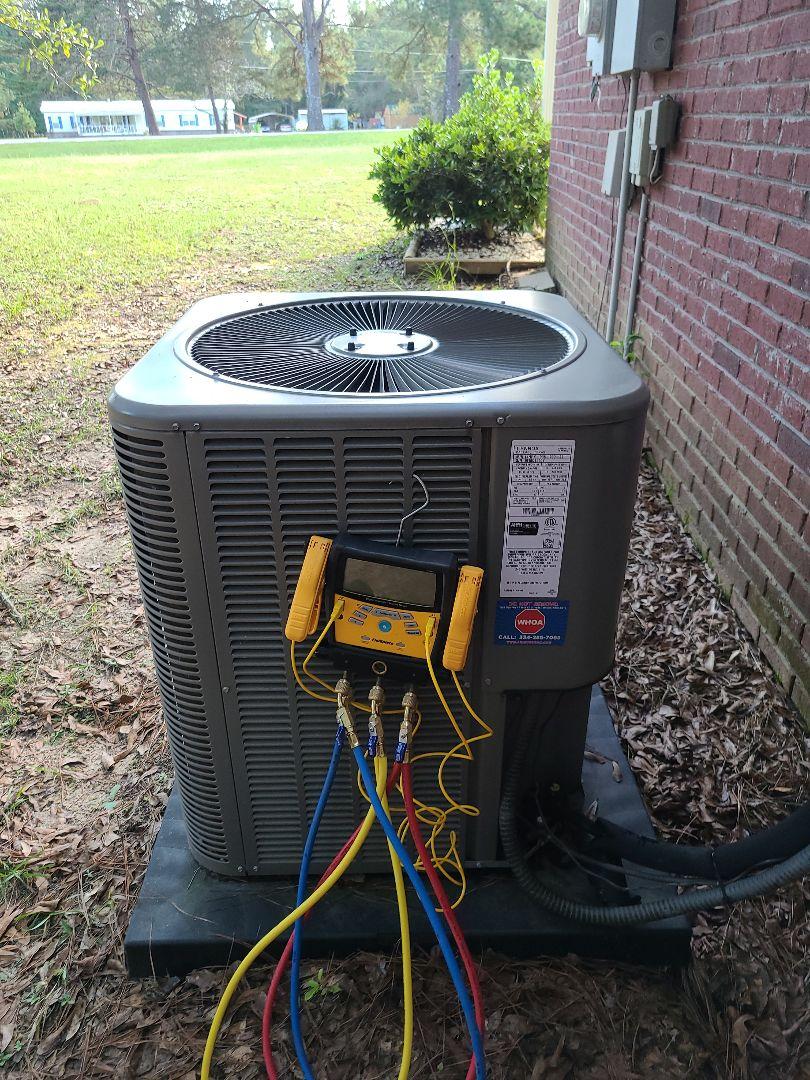 Heat pump tune up