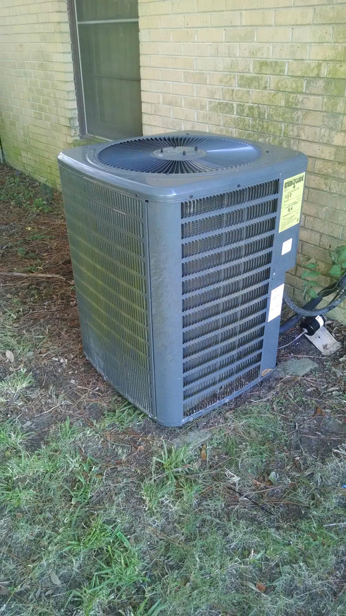 Montgomery, AL - Replace compressor on 4 yr old Goodman heat pump