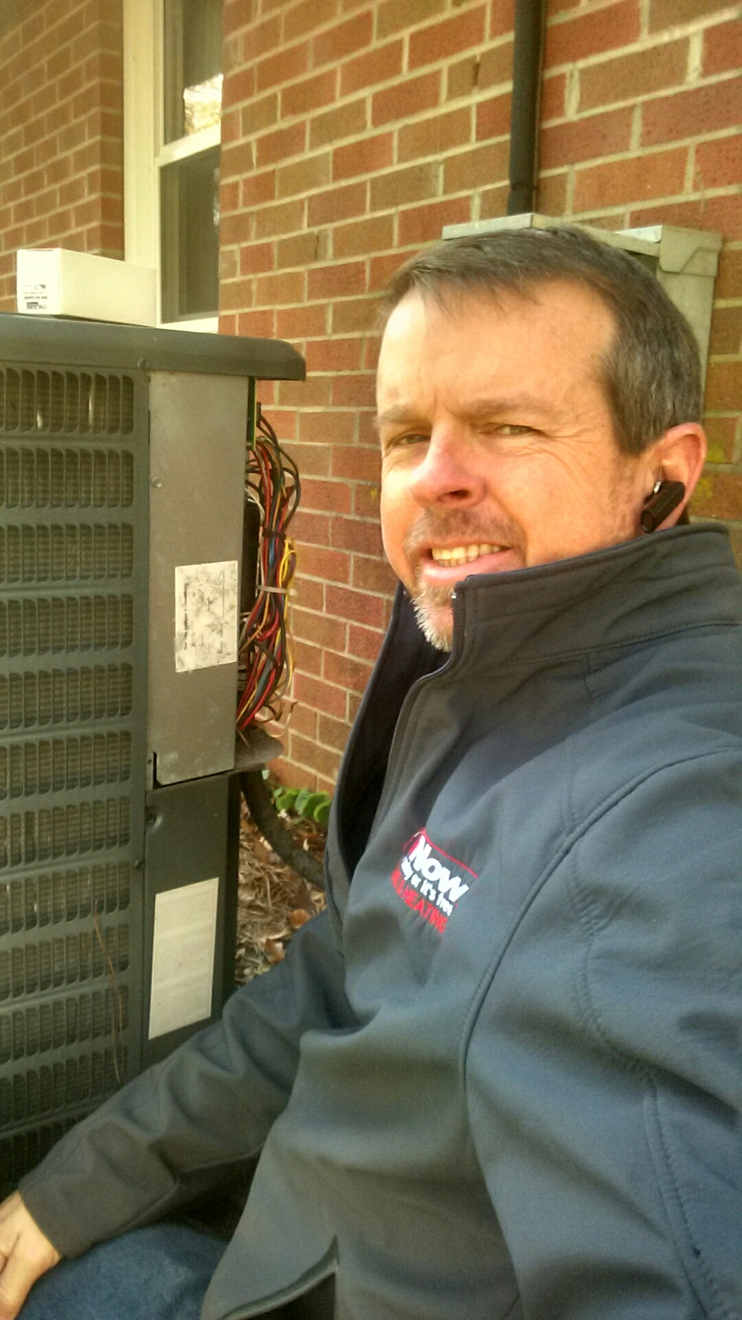 Christmas day HVAC repair service