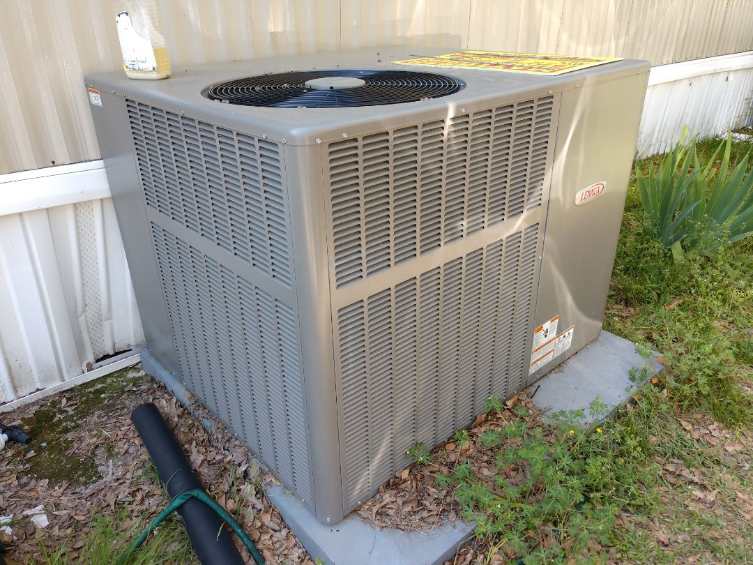 Replace a 30/50 breaker on package unit heat pump in Eclectic, AL