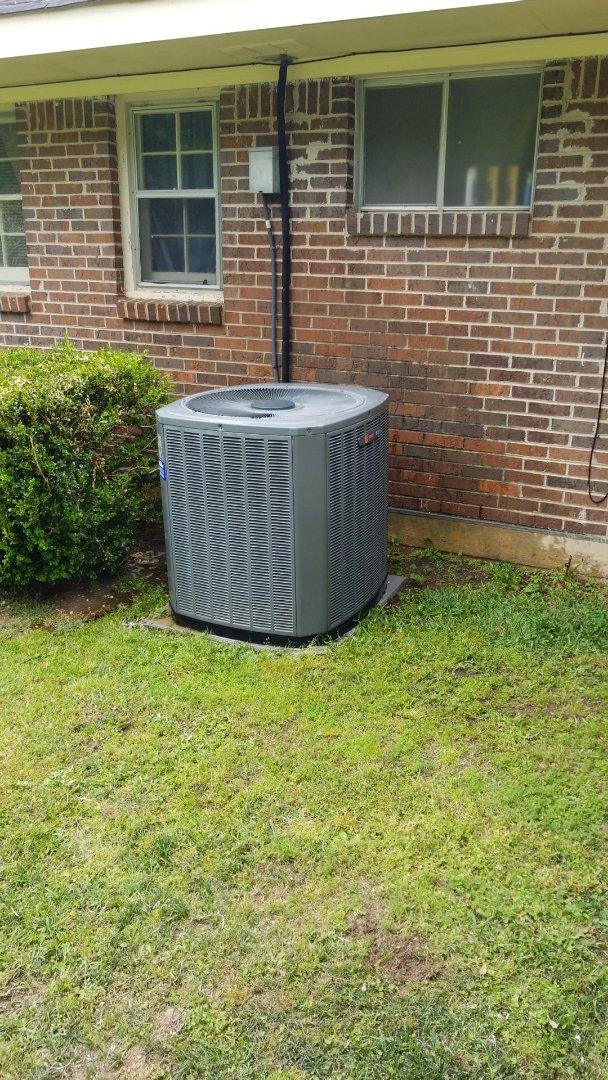 Air conditioner fix repair