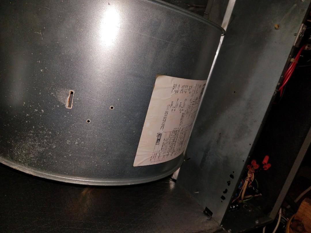Montgomery, AL - Lennox air handler maintenance in Montgomery