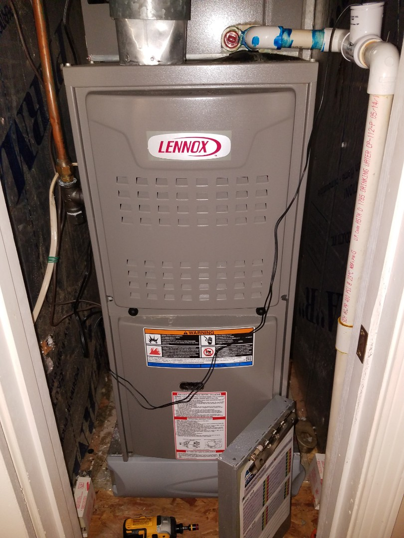 Montgomery, AL - Lennox gas furnace air conditioning maintenance in Montgomery