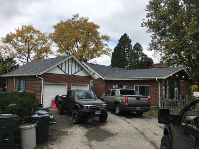 Vandalia, OH - New roof and gutters.