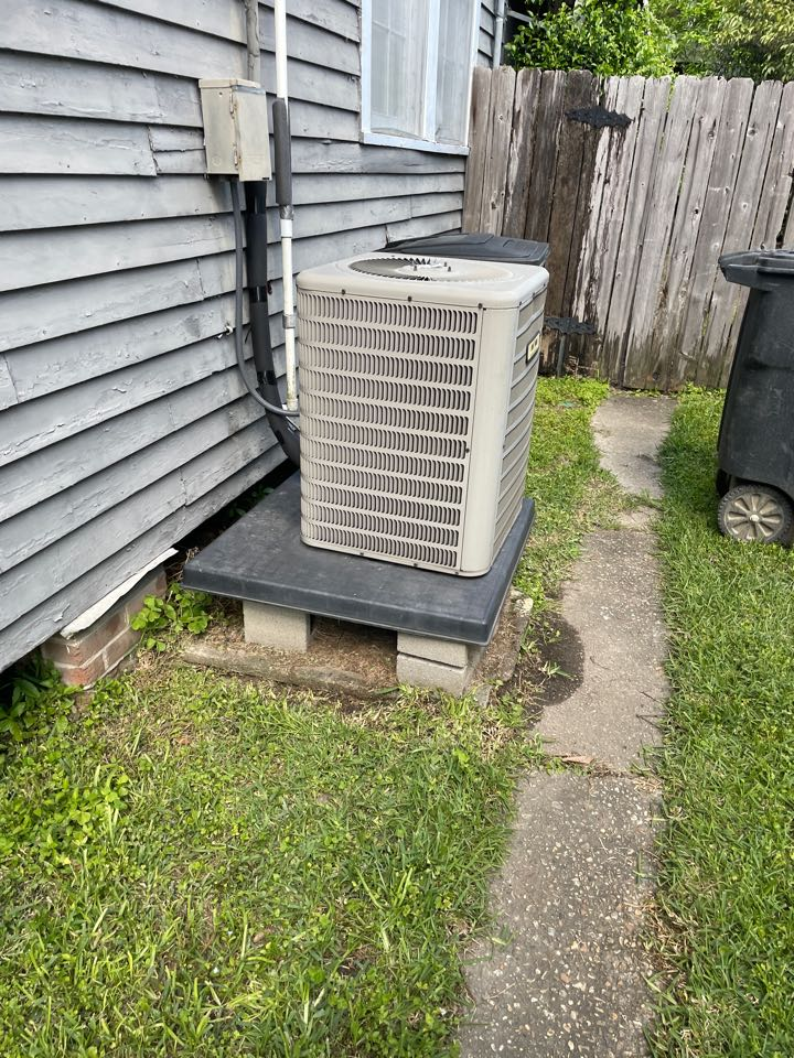 Baton Rouge, LA - Spring maintenance