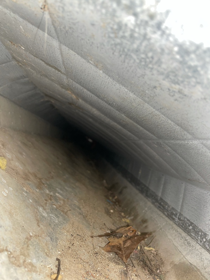 Baton Rouge, LA - A/C duct inspection