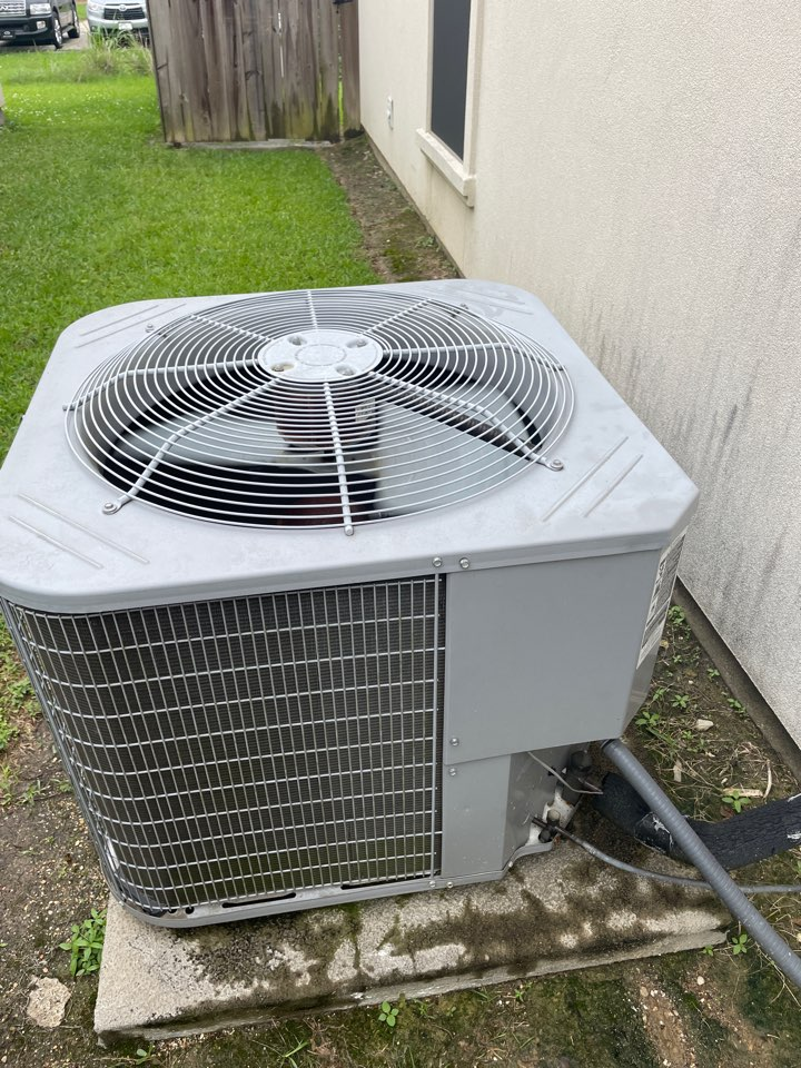 Spring checkup for a/c