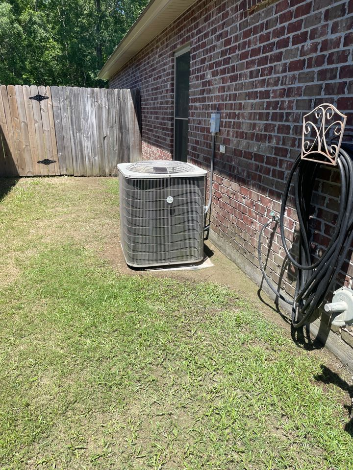 A/C service and repairs