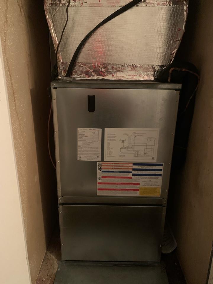 Hammond, LA - Apartment system replacement