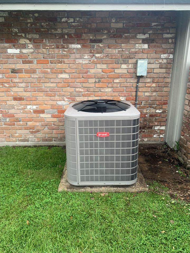 Baton Rouge, LA - System installation
