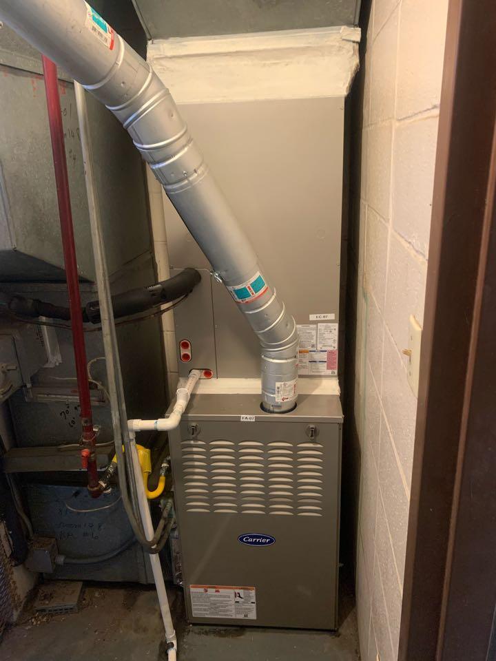 Hammond, LA - Installed 5 ton 3 phase system