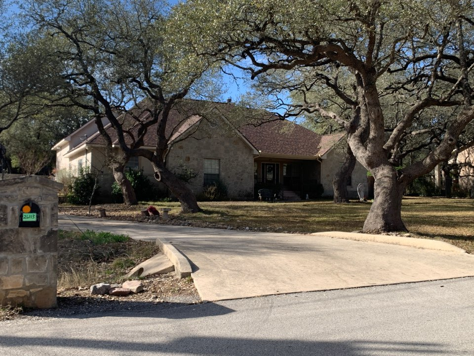 San Antonio, TX - Happy customer Atrium Roofing in San Antonio Texas