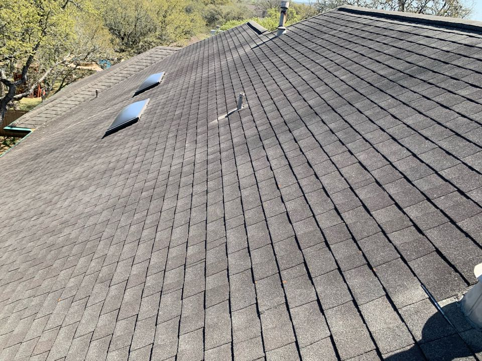 San Antonio, TX - 3/23/2021 hail storm. Atrium Roofing in San Antonio and Boerne Texas. Free inspection and insurance assistance