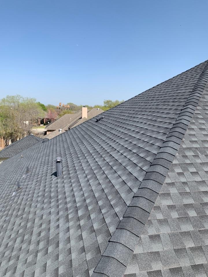 New Braunfels, TX - Hail damage 3/23/21 Atrium Roofing in San Antonio - New Braunfels Texas