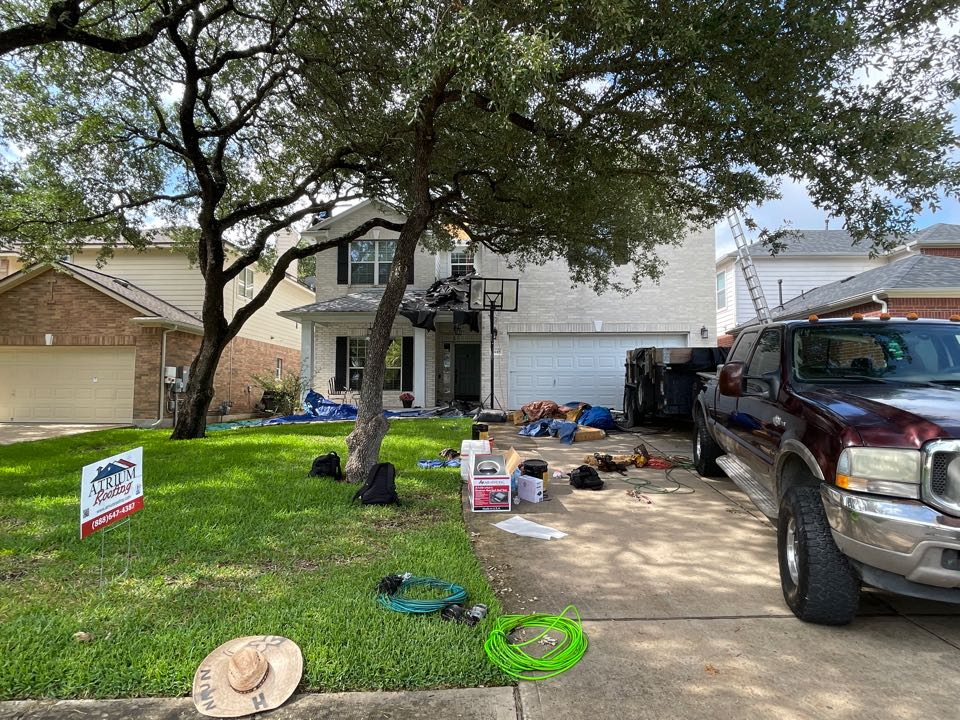 Round Rock, TX - Atrium Roofing, Roof Replacement,Pflugerville, Platinum Contractor , BBBA+, TX 78660