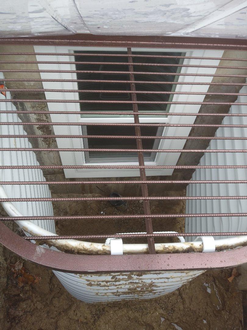 Grand Rapids, MI - Installed egress window