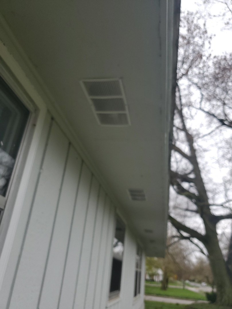 Holland, MI - Make sure your attic breaths and vents are not clogged