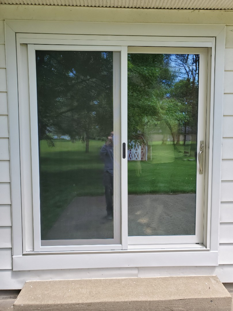 Provia sliding glass door! Amazing quality and performance! They look great to!