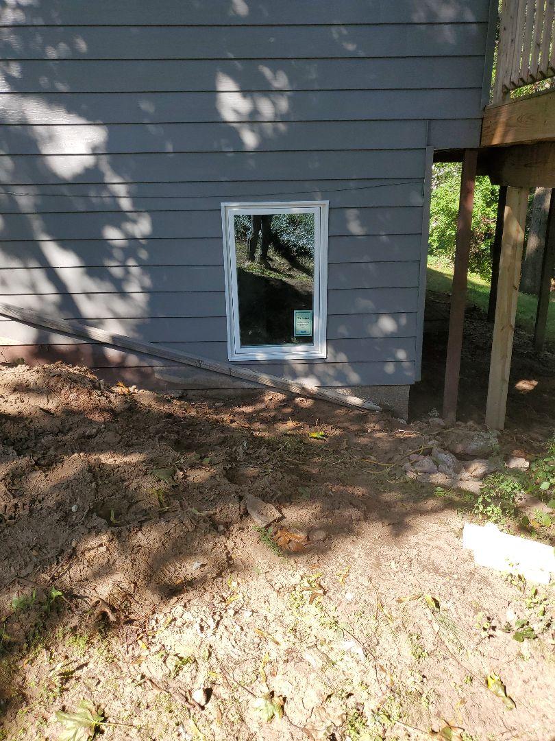 Grand Rapids, MI - Install 2 egress window