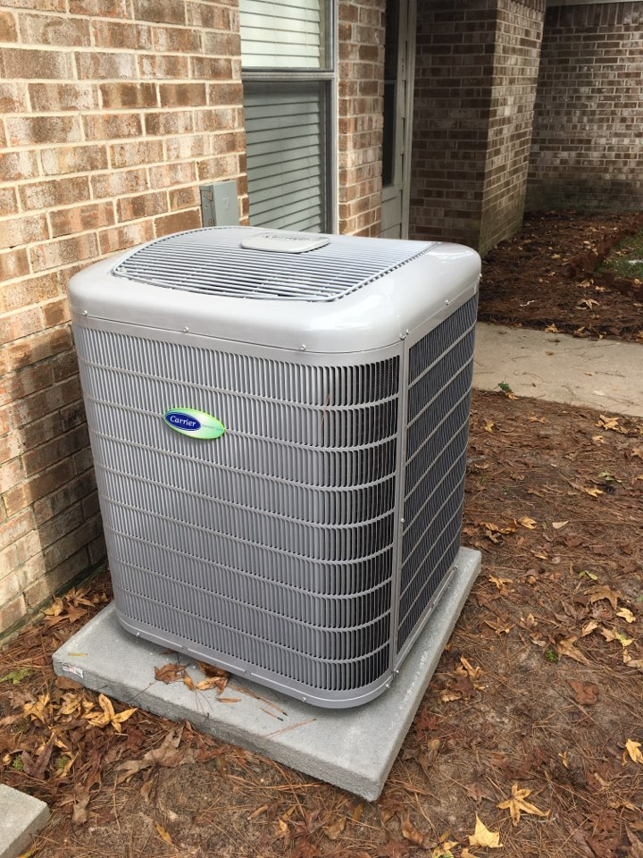 Conroe, TX - Carrier vs19 installation