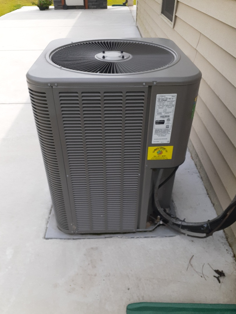 Charlotte, NC - Lennox air conditioning tune up in Charlotte NC.